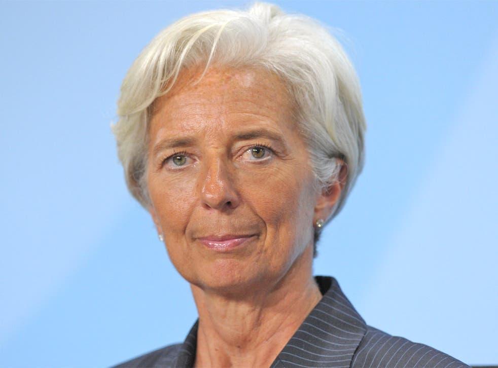 Christine Lagarde receives more than US President, Barack Obama