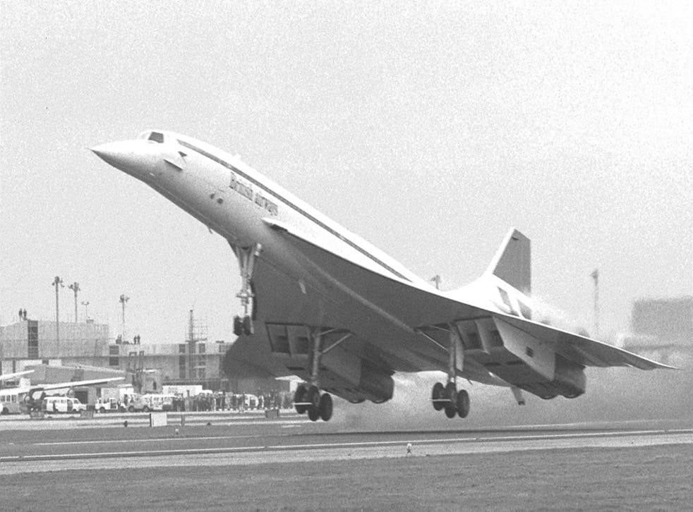 <p>More than £1.2bn was spent on the development of Concorde – equivalent to around £10bn in today's money</p>