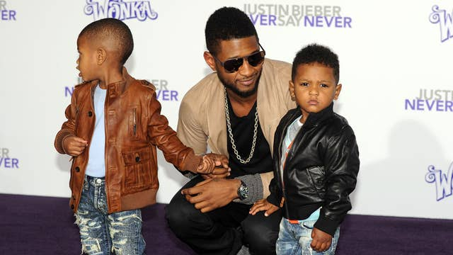Usher I M Not Intimidated In Any Way The Independent The Independent