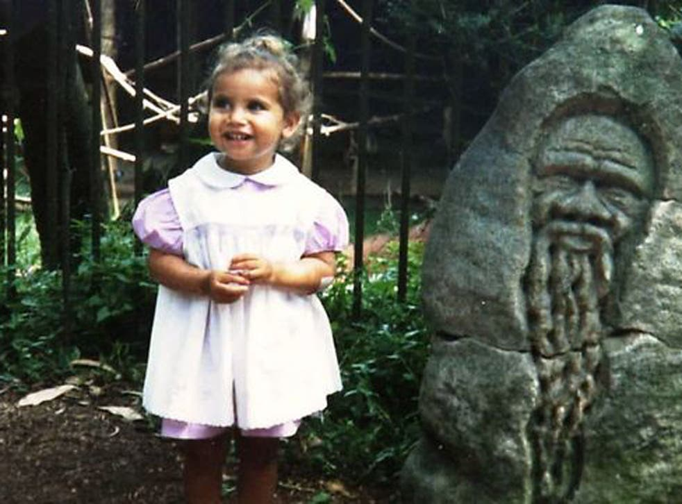 Evelyn Greenup was four when she was abducted and murdered 21 years ago