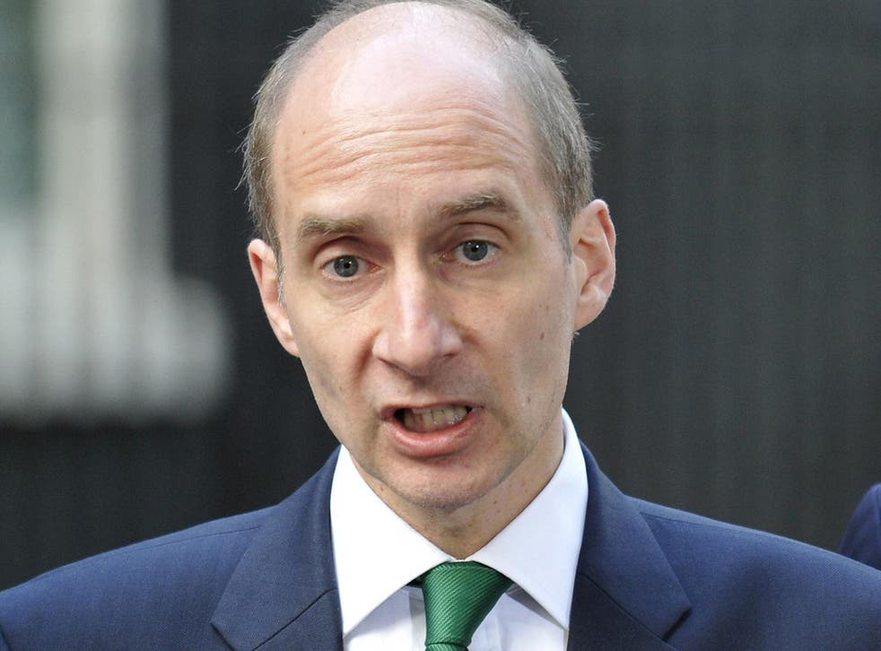 Labour peer Andrew Adonis, aka Baron Adonis of Camden Town in the London Borough of Camden