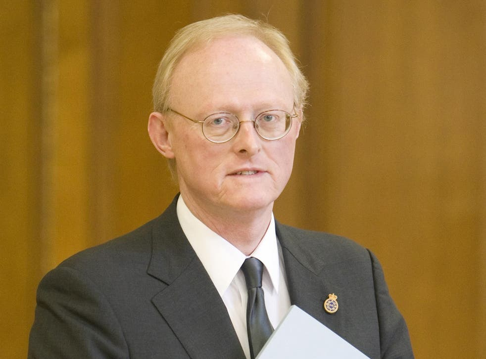Tom Winsor the new Chief Inspector of Constabulary