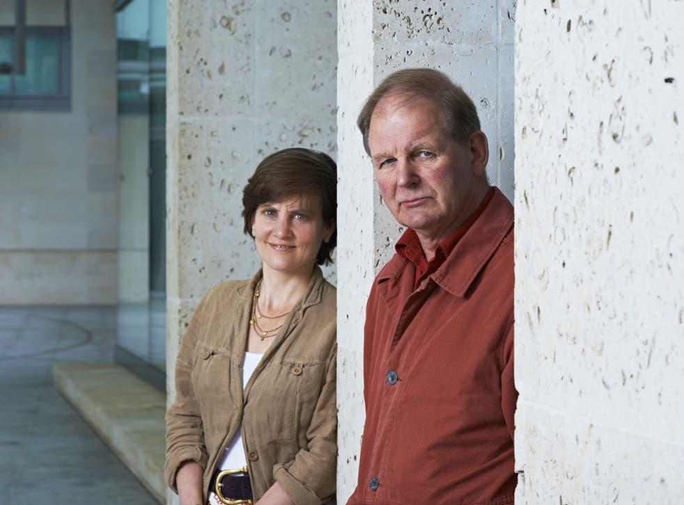 Maggie Fergusson and Michael Morpurgo