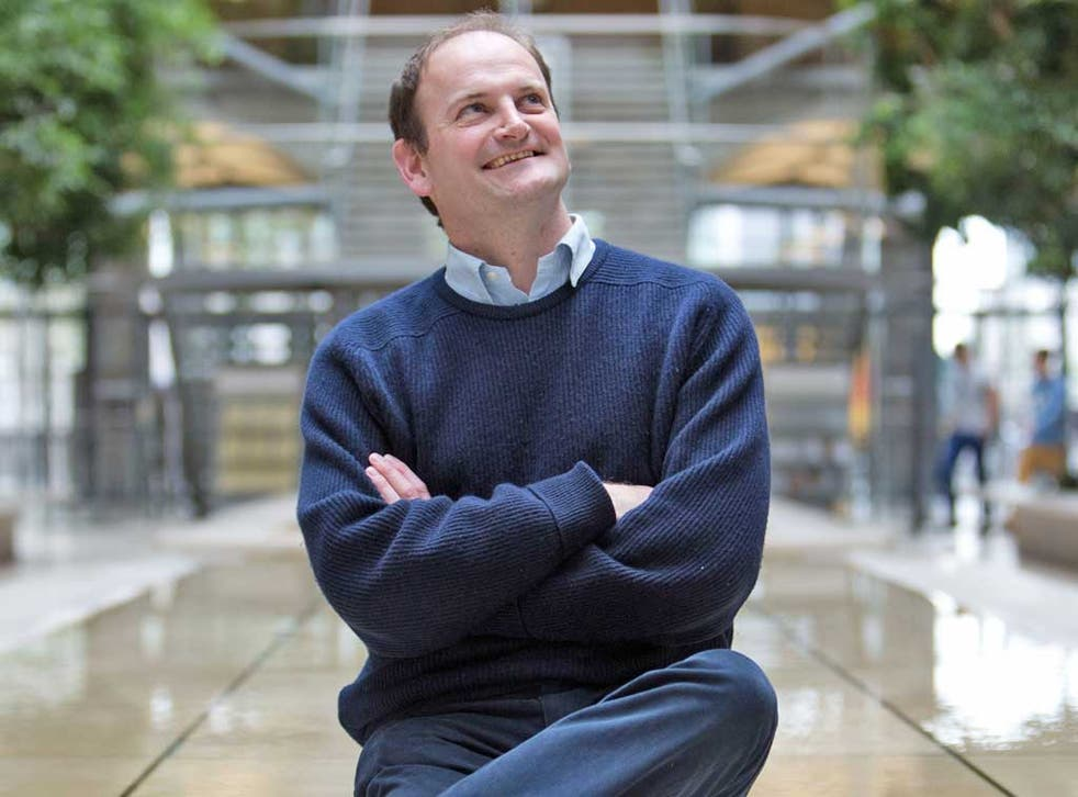 Douglas Carswell was born and grew up in Africa, where his parents worked as doctors