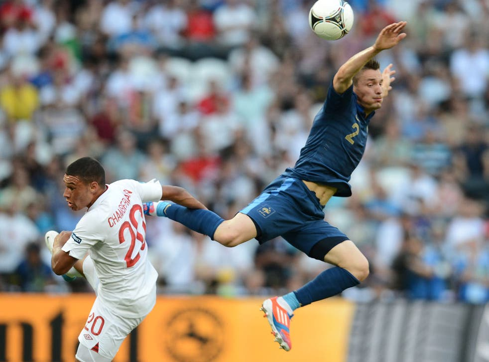 <b> Mathieu Debuchy : </b> The right-back had an intriguing battle with Oxlade-Chamberlain and was out-fought at times. But Debuchy seemed to grow in confidence and kept Oxlade-Chamberlain busy in the second half by pressing forward in attack. 6