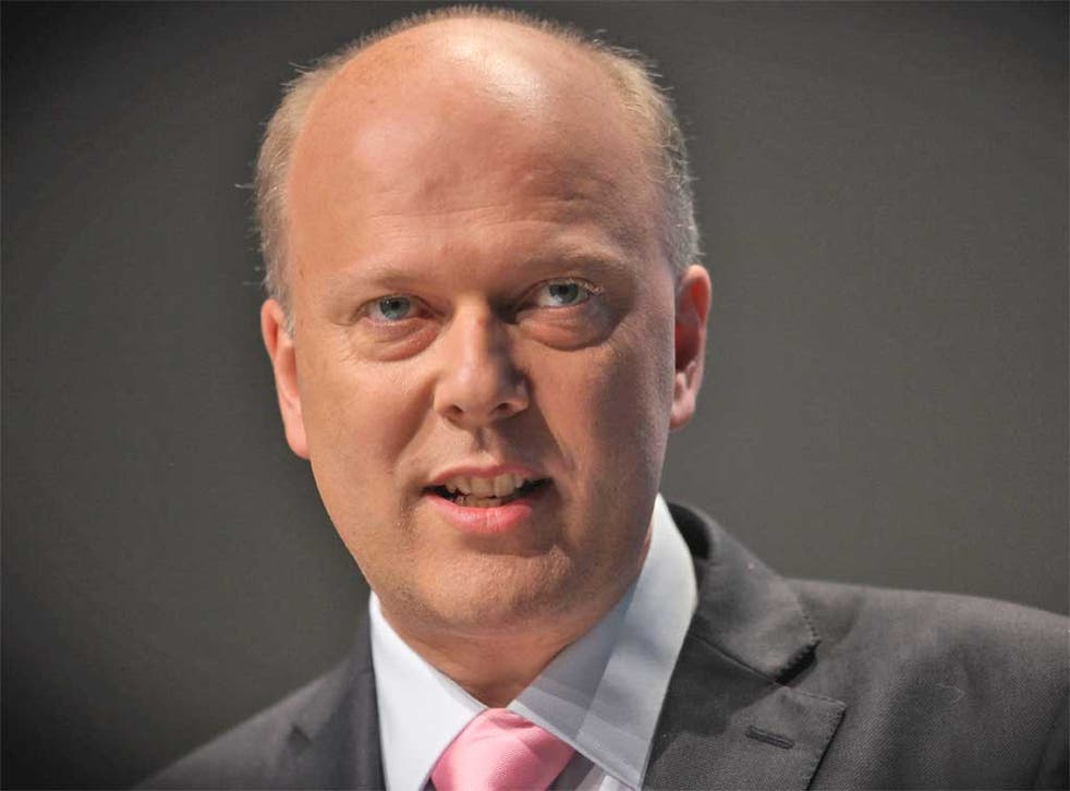 The Employment Minister Chris Grayling said the scheme would help young Londoners improve their career prospects
