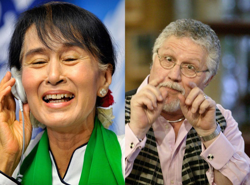 When Aung San Suu Kyi was freed from her house arrest, she said that her ordeal had been made more bearable by Dave Lee Travis's World Service programme A Jolly Good Show