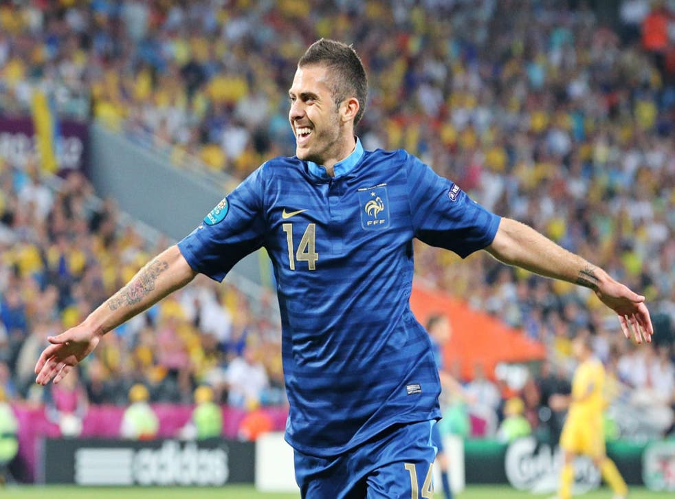 Two goals within three minutes for their very accomplished midfielders Jérémy Ménez (pictured) and Yohan Cabaye proved more than enough