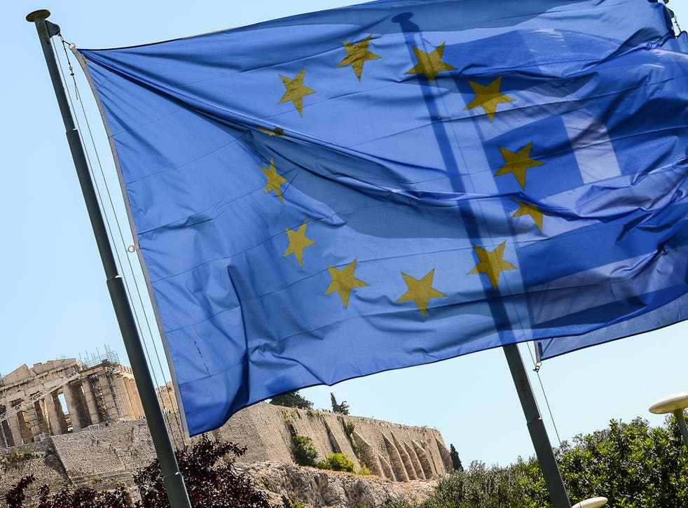 The outcome of today's vote could determine whether Greece remains in the euro or is forced to leave the joint currency