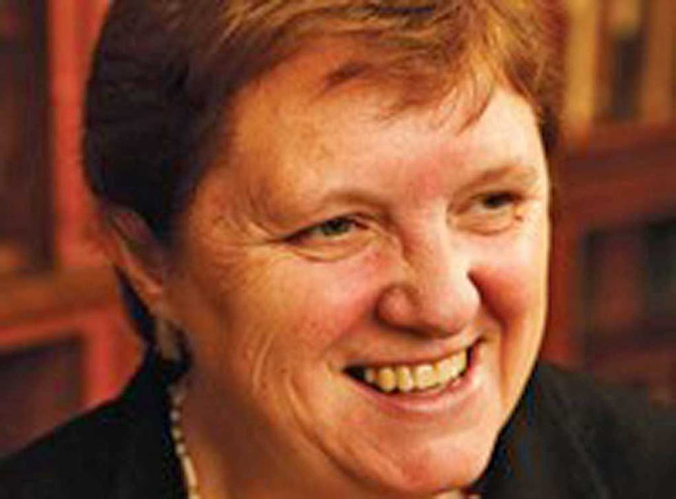 DAME JANET FINCH: The sociology professor says scientific journal papers should be publicly funded