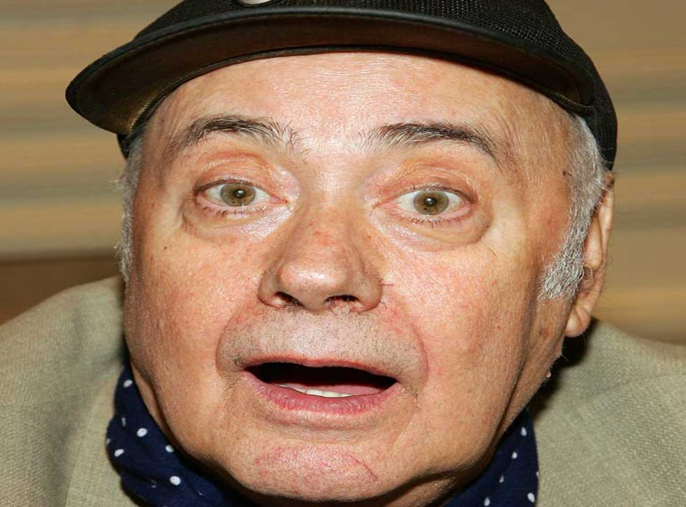 Victor Spinetti has died at the age of 82