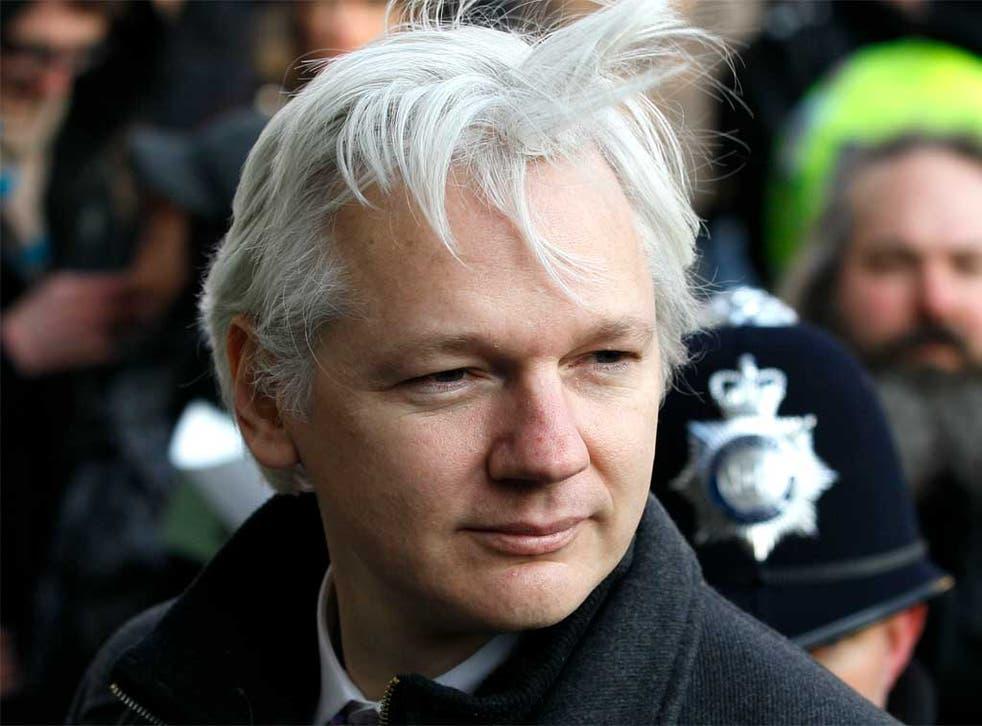 Julian Assange faces arrest after breaching his bail conditions