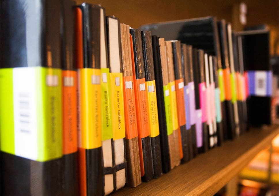 5ebda5a346 Moleskine to open first UK stores in London | The Independent