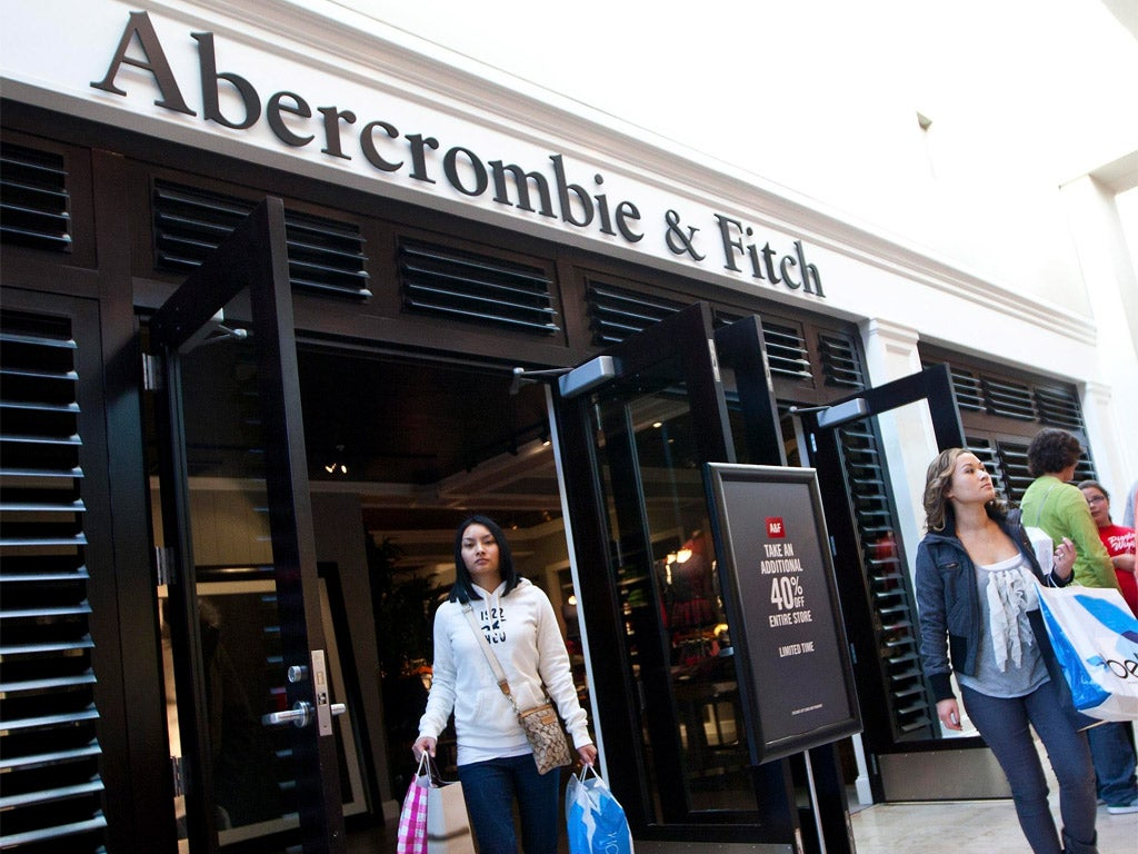 abercrombie fitch model tells of racism sexual harassment and abercrombie fitch model tells of racism sexual harassment and discrimination at store the independent