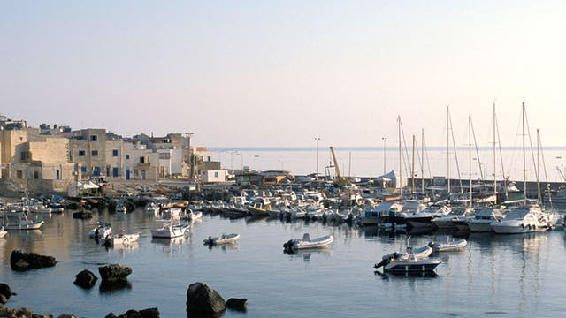 Splendid isolation: Marettimo is the most remote of the three main islands