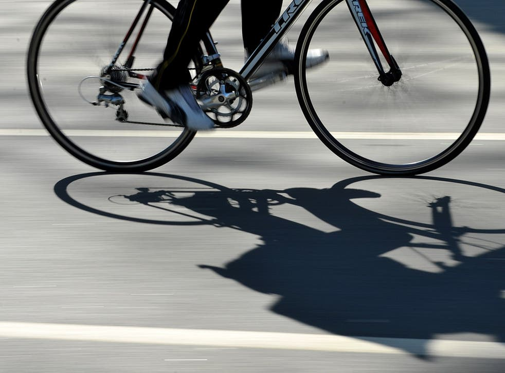 Cyclists, office workers and motorists can all donate their used equipment to good causes