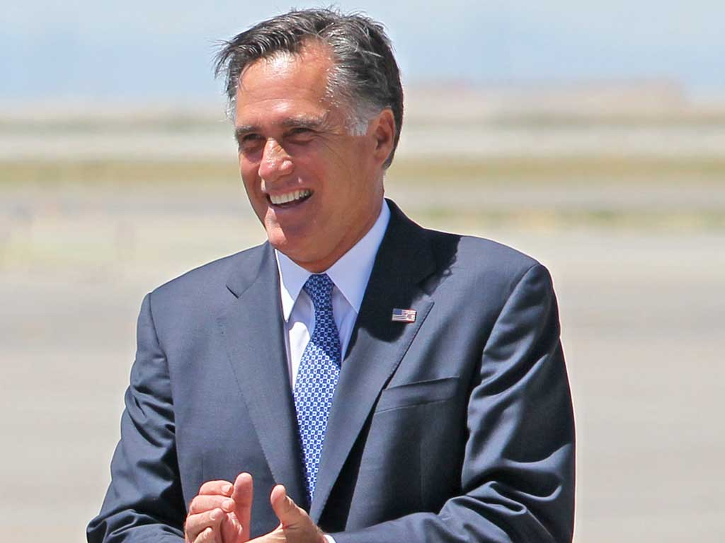 Mitt Romney's weekend away with 700 close friends (who happen to be rich)