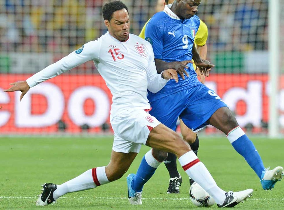 <b>Joleon Lescott: </b> A solid performance from the centre-back who did well to marshall his club mate Balotelli, in particular when getting back to deny him from two yards out. 7