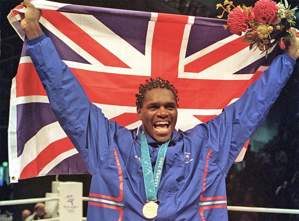 Audley enjoys Sydney gold in 2000