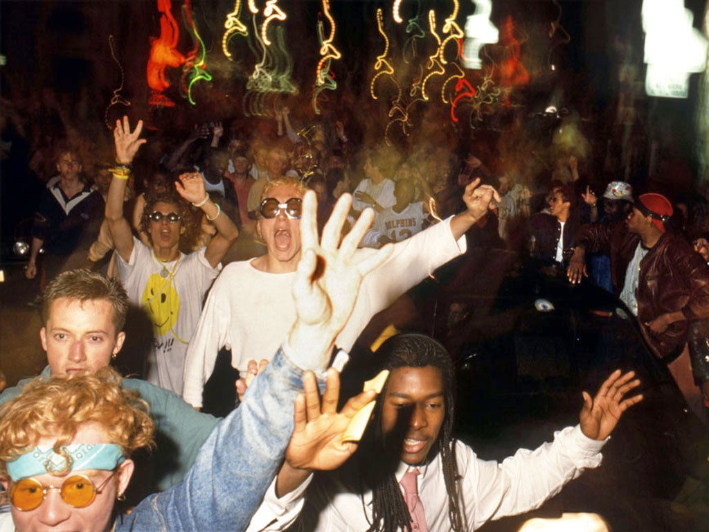 Trance encounter can it really be 25 years since acid for 1990 house music