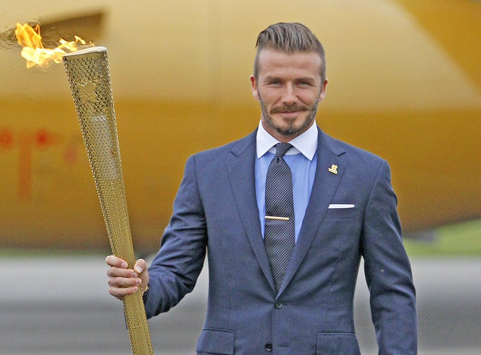 Manager Stuart Pearce has left David Beckham out of the TeamGB football squad