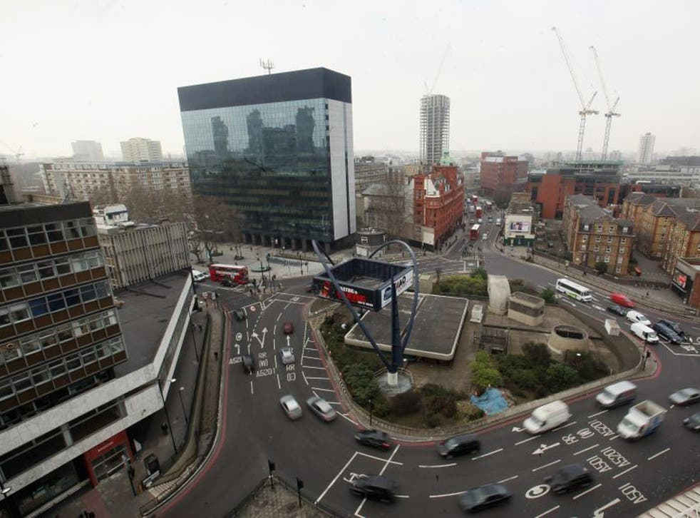 A shortage of skilled staff threatens the success of firms at London's technology hub in Old Street