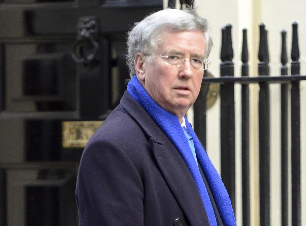 Mr Fallon's comments came as exploratory drilling began at a site in Balcombe, West Sussex, despite anti-fracking protests by local people and activists from across the UK.