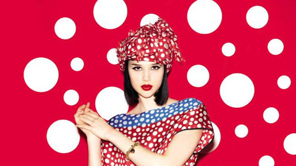 73295c12feed Louis Vuitton and Kusama  Spot The Difference