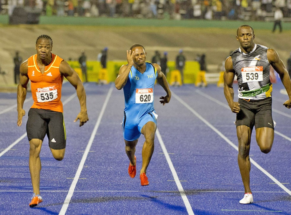 Bolt locks horns again with Beast after mauling in 100m ...