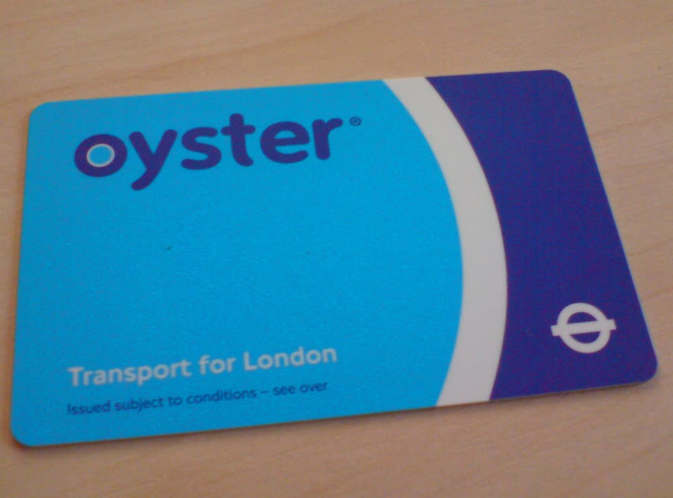 Travel cards like London's Oyster card - or the 16-25 railcard - are really useful for saving money