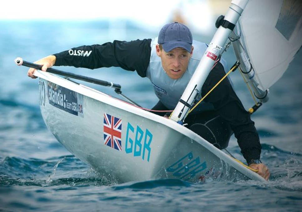 Paul Goodison: Spark to light up the waves | The Independent