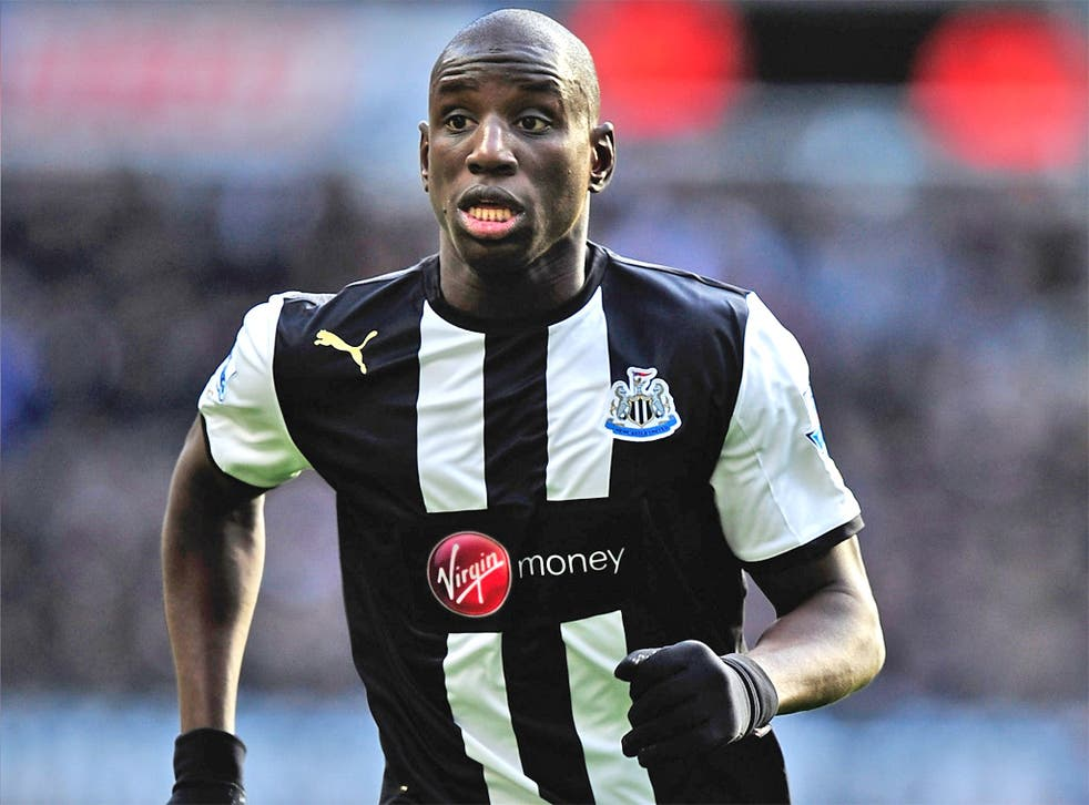 Demba Ba wants to play in a more central role this season
