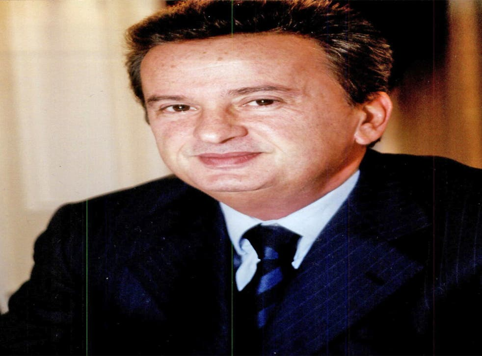 Riad Salameh, the Lebanese central bank governor, denies any money-laundering claims