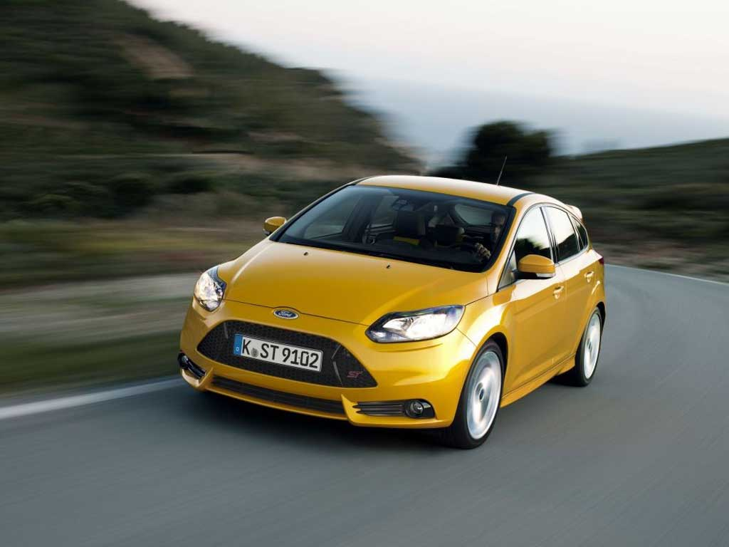 Ford Focus ST | The Independent