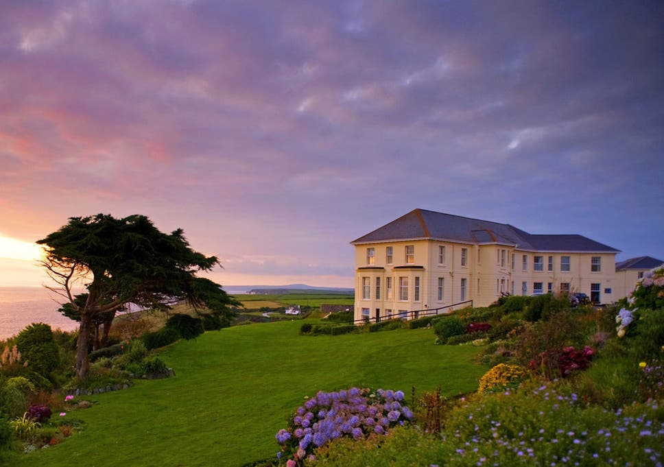 Room Service: Polurrian Bay Hotel, Cornwall | The Independent