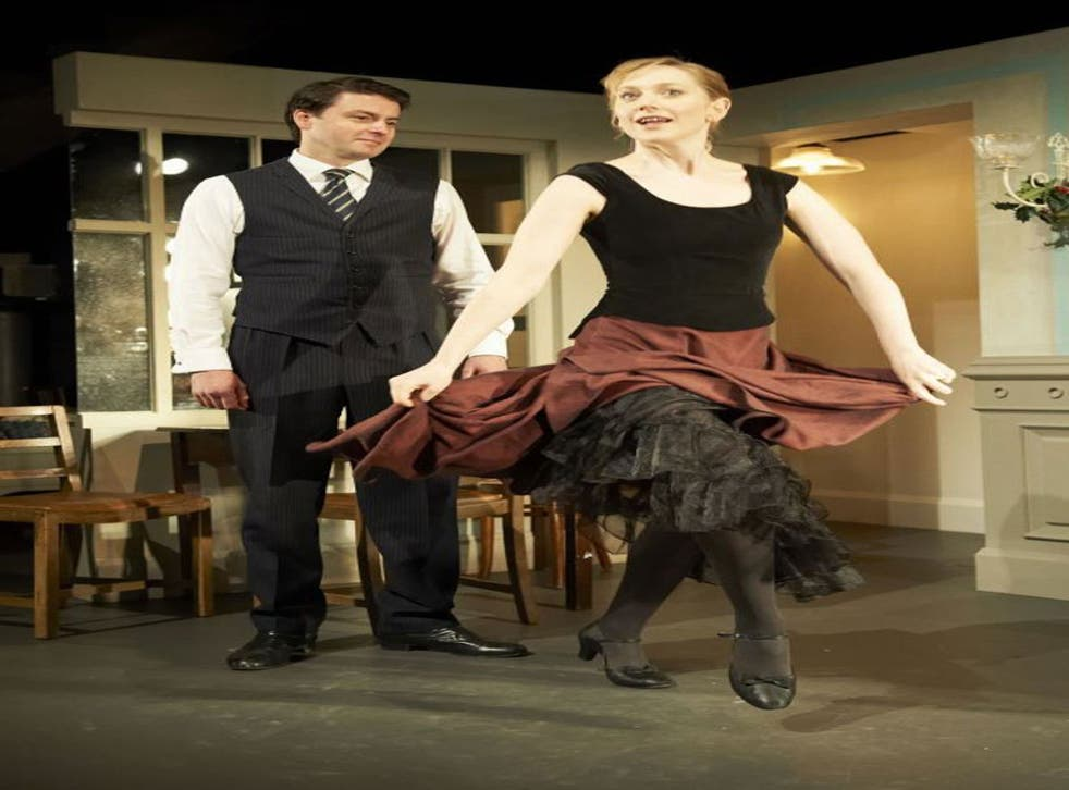 Hattie Morahan is instantly enthralling in 'A Doll's House'