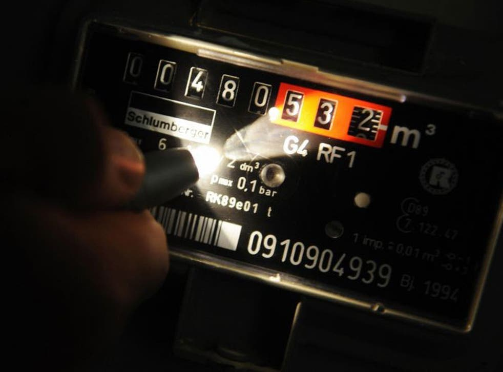Consumers are being advised to check meter readings for discrepancies on household bills because suppliers don't guarantee to spot oversights and automatically refund money