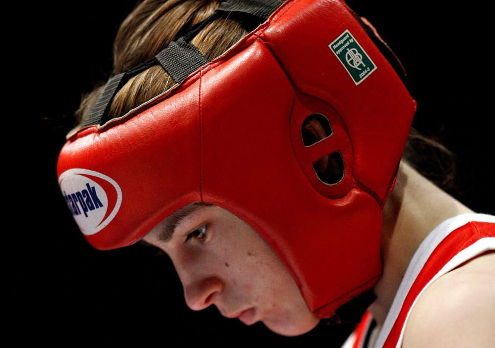 Irish boxing's poster girl is tipped for gold   The Independent