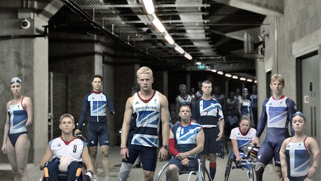 Game faces: some of the athletes who will be competing at the Paralympics