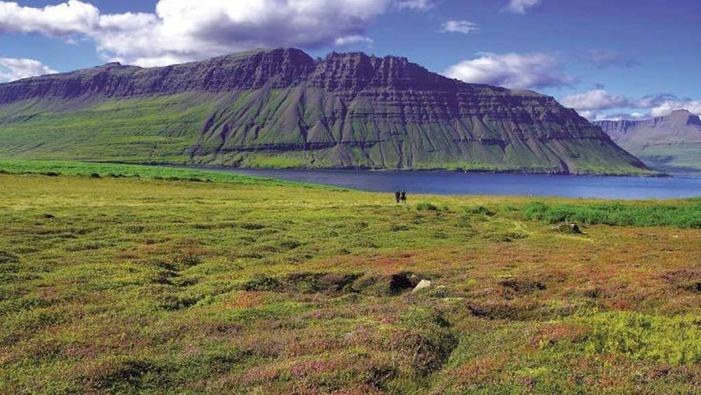 A sublime search for the ancient sagas in Iceland | The