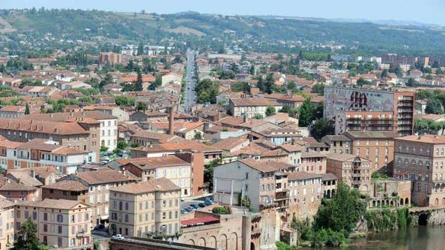 In the pink: Albi, Toulouse-Lautrec's birthplace