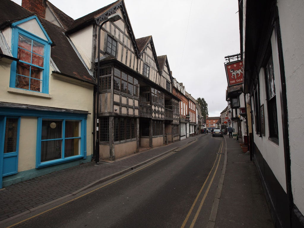 Amble into Olympic history: Walk of the month - Much Wenlock