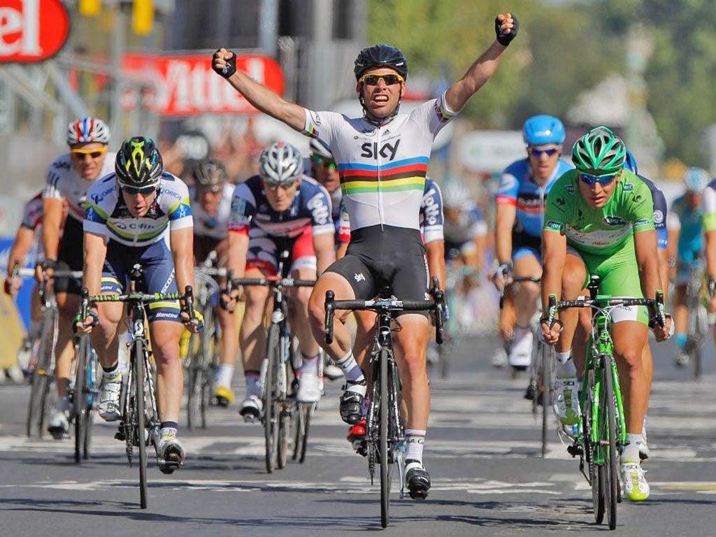 Tour de France: Mark Cavendish enters history as best-ever ...