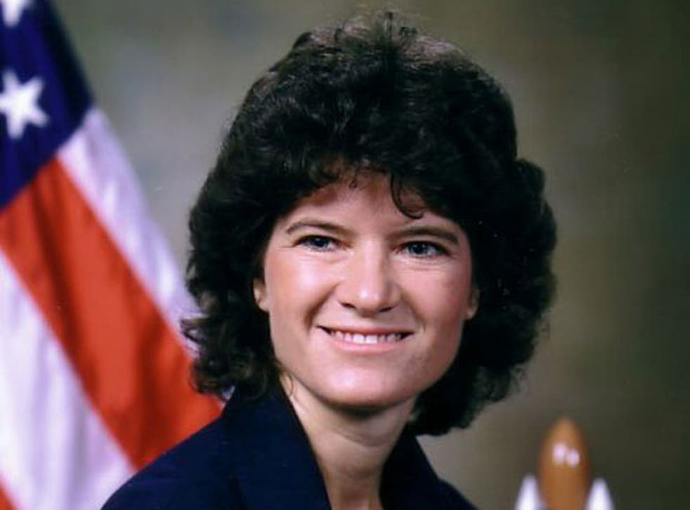 Astronaut Sally Ride, the first US woman in space, has died