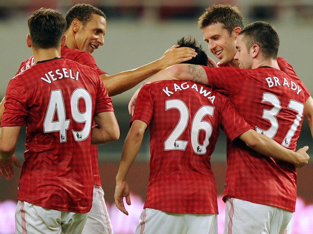 Alex Ferguson backs Shinji Kagawa to shine for Manchester United