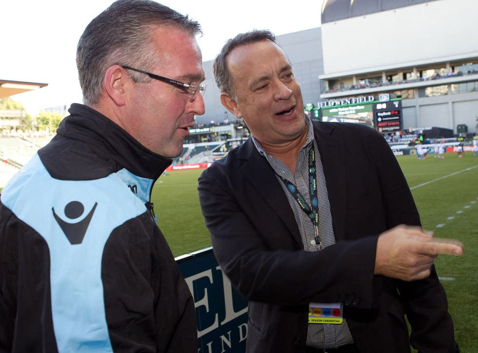 Why would Tom Hanks support Aston Villa?