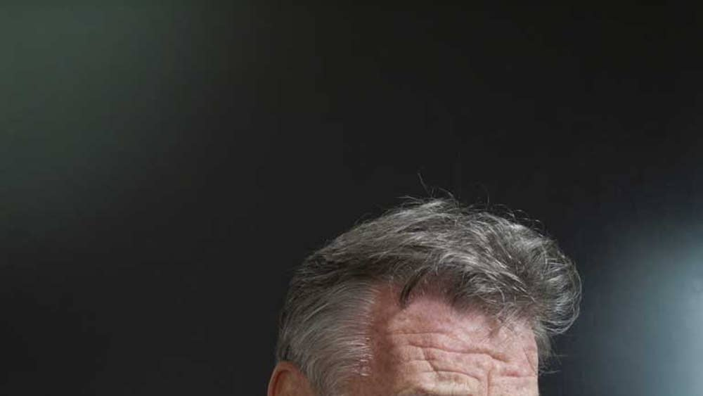 The dark knight rises: Perhaps Michael Palin isn't the