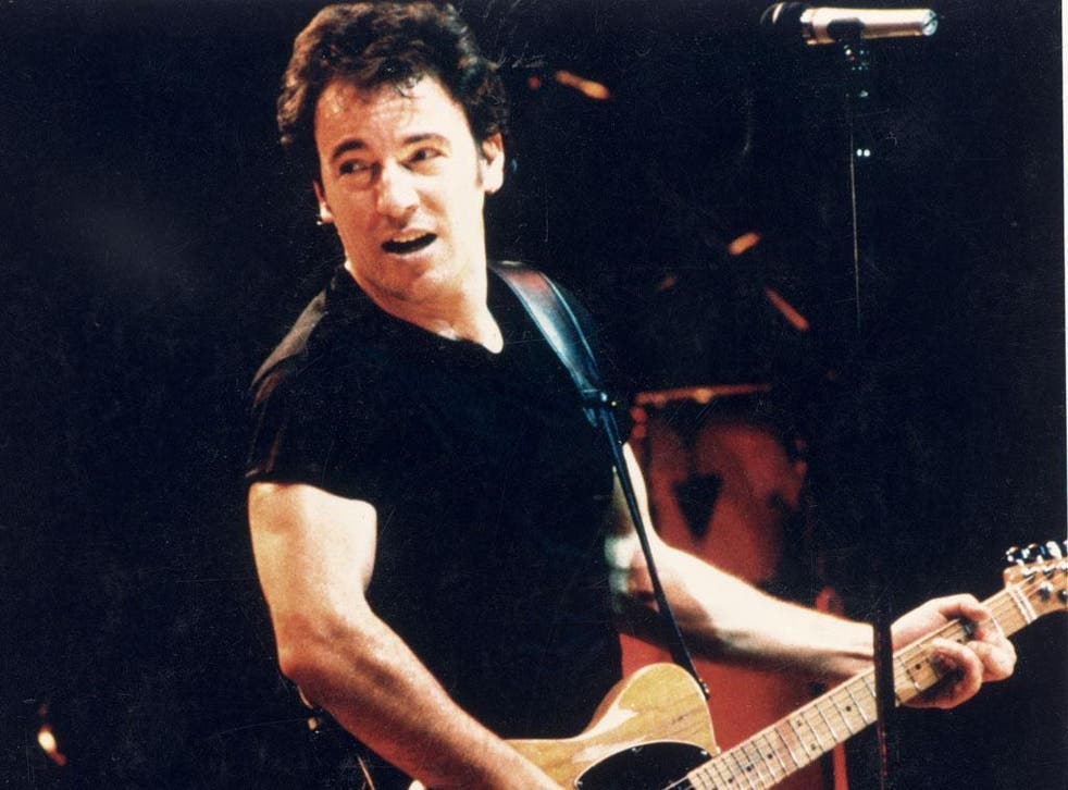 Suicidal thoughts make Springsteen a better role model than happier folk