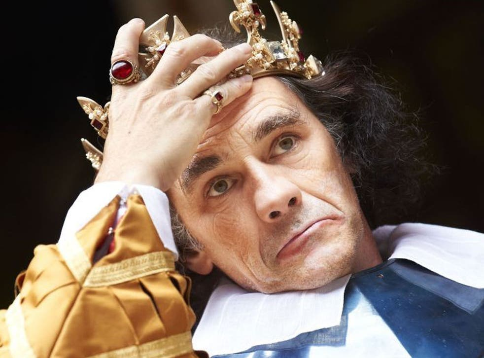 Rylance returns to the Globe with a cheeky take on Richard III