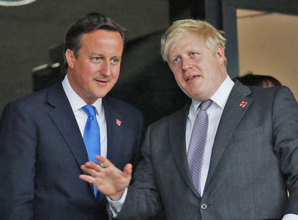 Supporters hope a successful Olympics will help Boris Johnson win the next Tory leadership race